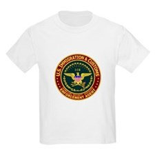 IMMIGRATION & CUSTOMS - ICE: Kids T-Shirt