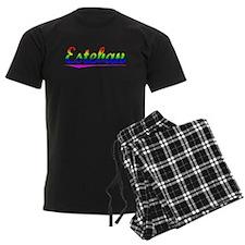 Esteban, Rainbow, Pajamas