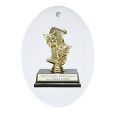 Best Comedy in a Drama Award Porcelain Keepsake