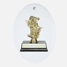 Best Director in Town Award Porcelain Keepsake