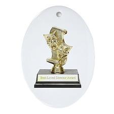 Best-Loved Director Award Porcelain Keepsake
