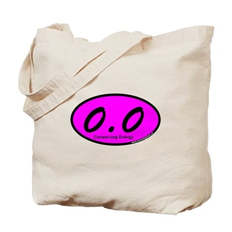 Pink Zero Point Zero Tote Bag
