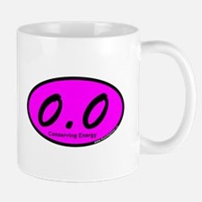 Pink Zero Point Zero Mug