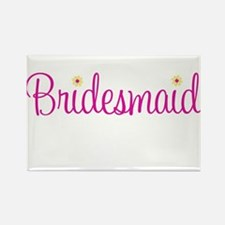 Bridesmaid Rectangle Magnet
