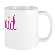 Bridesmaid Small Mugs