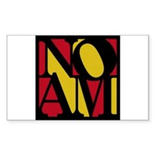 Noam Rectangle Decal