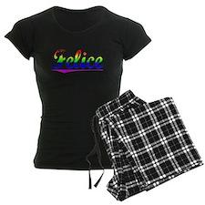 Felice, Rainbow, Pajamas