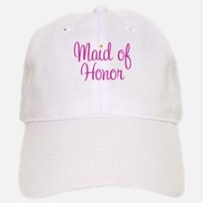 Maid of Honor Baseball Baseball Cap