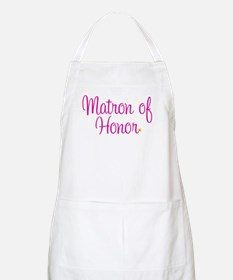 Matron of Honor BBQ Apron