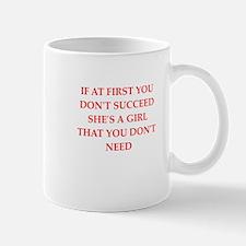 succeed Mug