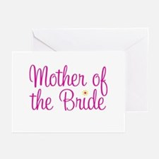 Mother of the Bride Greeting Cards (Pk of 10)