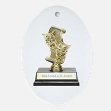 Best-Loved A.D. Award Porcelain Keepsake