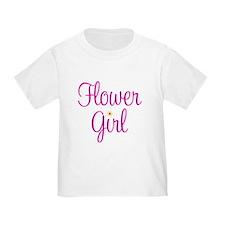 Flower Girl T