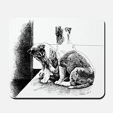 Puppy Feet Mousepad