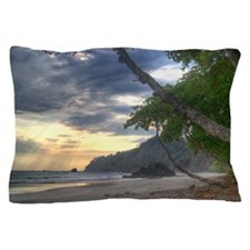 Costa Rica Beach Pillow Case