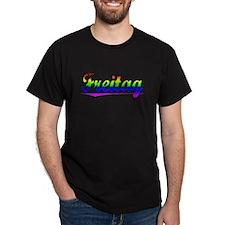Freitag, Rainbow, T-Shirt