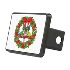 OES Wreath Hitch Cover