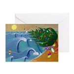 Santa Ana Winds Greeting Cards (Pk Of 20)