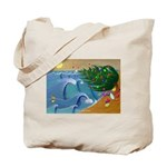 Santa Ana Winds Tote Bag