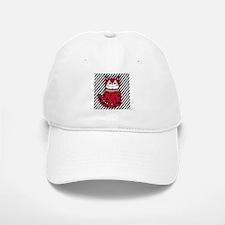 Classy Ladybug Cat Baseball Baseball Cap