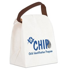 Masonic CHIP Canvas Lunch Bag