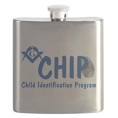 Masonic CHIP Flask