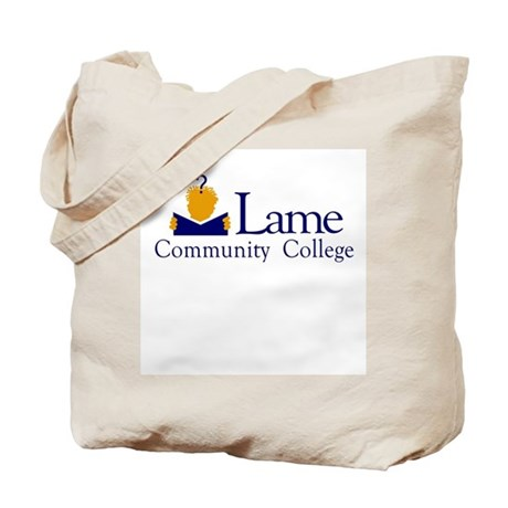 Lame Community College Tote Bag