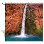 Mooney Falls Shower Curtain