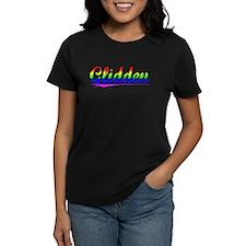 Glidden, Rainbow, Tee