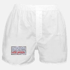 CUte POiSOn Boxer Shorts