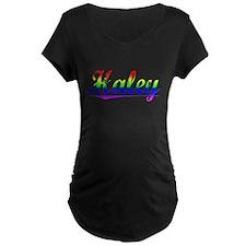 Haley, Rainbow, T-Shirt