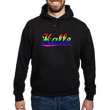 Halle, Rainbow, Hoody