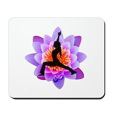 Lotus Yogini Mousepad