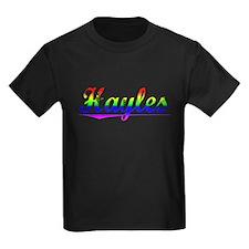 Hayles, Rainbow, T