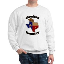 Cowboy Country Sweatshirt