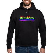 Hedley, Rainbow, Hoodie
