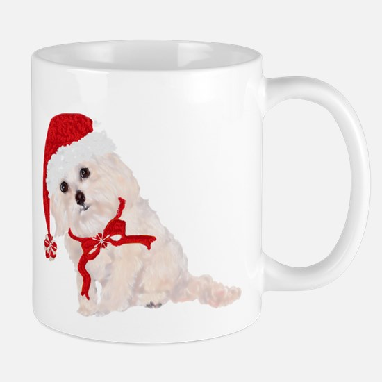 Adorable Christmas Cockapoo Mug