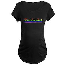 Hendershot, Rainbow, T-Shirt