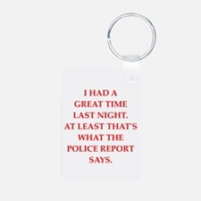 great time Keychains