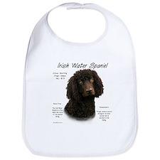 Irish Water Spaniel Bib