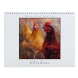 Chickens Wall Calendars