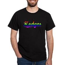 Hodges, Rainbow, T-Shirt