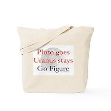 Pluto & Uranus Tote Bag