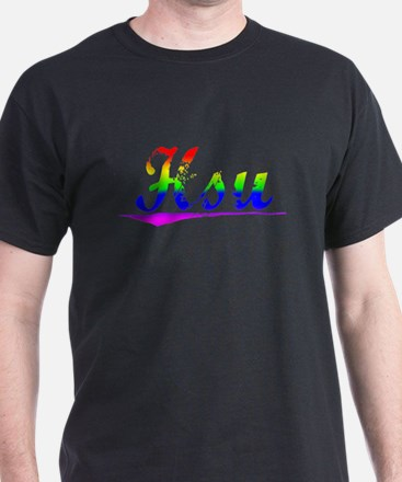 Hsu, Rainbow, T-Shirt