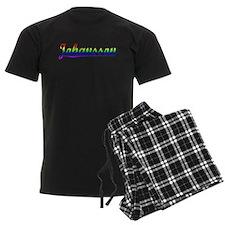 Johansson, Rainbow, Pajamas