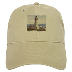 Portland Headlight Baseball Baseball Cap