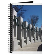 World War II Memorial Journal