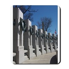 World War II Memorial Mousepad