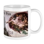The Creation of D20 Mug