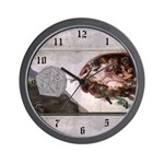 The Creation of D20 Wall Clock